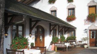 Trainingslager im Gasthof in Rosenheim (Deutschland)