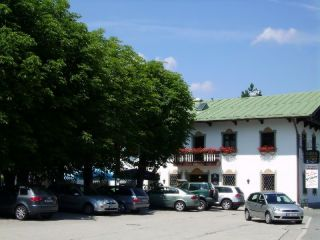 Trainingslager im Gasthof in Weyarn (Deutschland)