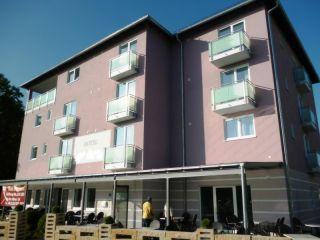 Trainingslager im Hotel in Moosburg (Deutschland)