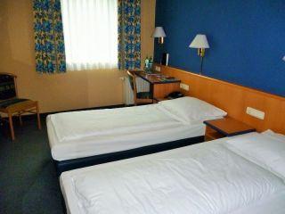 Trainingslager im Hotel in Geiselwind (Deutschland)