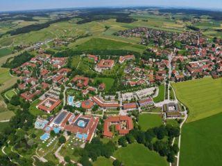 Trainingslager im Hotel in Bad Birnbach (Deutschland)