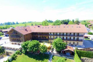 Trainingslager im Hotel und Landgasthof Altwirt in Großhartpenning (Deutschland)