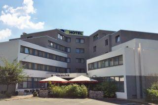 Trainingslager im Hotel in Baunatal (Deutschland)
