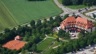 Trainingslager im Parkhotel in Ilshofen (Deutschland)