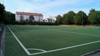 Trainingslager im Jugendherberge in Ludwigsburg (Deutschland)