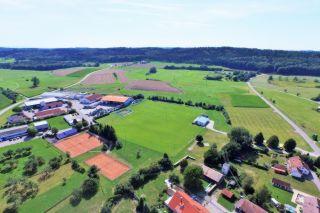 Trainingslager im Gasthof in Ebenweiler (Deutschland)