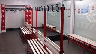 Trainingslager im Champions-Park in Freudenstadt (Deutschland)