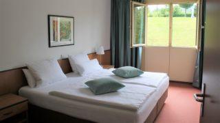 Trainingslager im Hotel in Durbach (Deutschland)