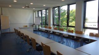 Trainingslager im Gaestehaus Stuttgart International in Stuttgart (Deutschland)