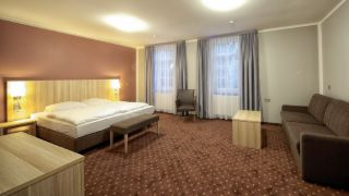 Trainingslager im Attimo Hotel in Stuttgart (Deutschland)