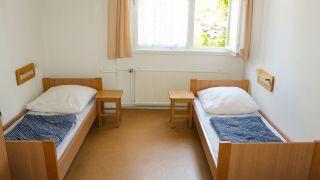 Trainingslager im Jugendherberge in Pirna (Deutschland)