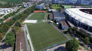 Trainingslager im Gästehaus Neckarpark in Stuttgart (Deutschland)
