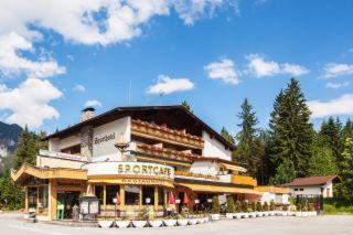 Trainingslager im Sporthotel in Leutasch (Österreich)