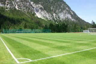 Trainingslager im Sporthotel in Leutasch (Oesterreich)