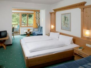 Trainingslager im Hotel in Holzgau (Österreich)