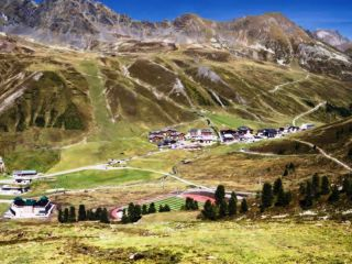 Trainingslager im Höhenleistungszentrum Kühtai in Kühtai (Österreich)