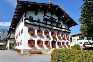 Trainingslager im Hotel-Gasthof in Angerberg (Österreich)
