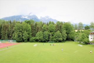 Trainingslager im Alm 34 Sportresort in Saalfelden  (Oesterreich)