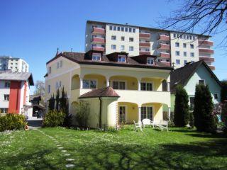 Trainingslager im Hotel in Vöcklabruck (Österreich)