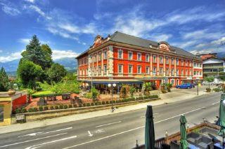 Trainingslager im Stadt-Hotel Ertl in Spittal an der Drau (Österreich)