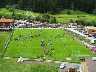 Trainingslager im Sporthotel in Savognin (Schweiz)
