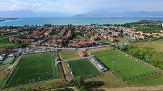 Trainingslager im Hotel Dogana in Lugana di Sirmione (Italien)