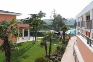 Trainingslager im Hotel Veronello in Calmasino (Italien)