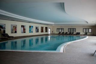 Trainingslager im Parc Hotel in Castelnuovo (Italien)