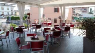 Trainingslager im Kairos Garda Hotel in Cavalcaselle (Italien)