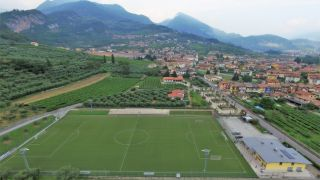 Trainingslager im Garda Sporting Club Hotel in Riva del Garda (Italien)