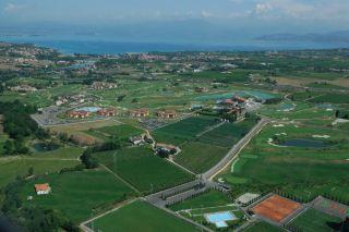 Trainingslager im Active Hotel Paradiso & Golf in Castelnuovo (Italien)
