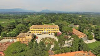Trainingslager im Villa dei Cedri in Colà di Lazise (Italien)