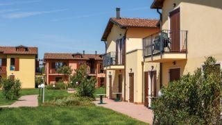 Trainingslager im Appartements Residence Eden in Castelnuovo (Italien)