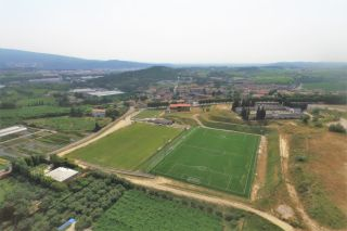 Trainingslager im Hotel Al Sole in Cavaion Veronese (Italien)
