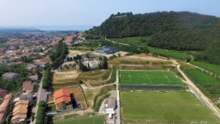 Trainingslager im Hotel Romantic in Cavaion Veronese (Italien)
