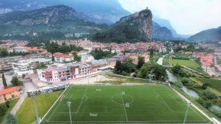 Trainingslager im Aktivhotel Santa Lucia in Torbole (Italien)