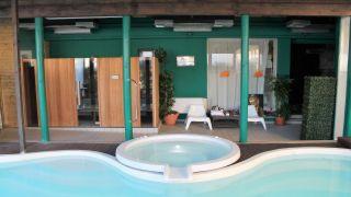Trainingslager im Park Hotel Kursaal in Misano Adriatico (Italien)