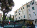 Trainingslager im Hotel Florenz in Finale Ligure (Italien)