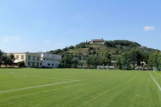 Trainingslager im Hotel Touring in Coccaglio (Italien)