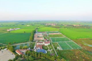 Trainingslager im Novarello Villaggio Azzurro in Granozzo con Monticello (Italien)