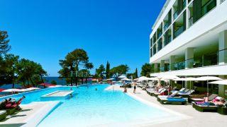 Trainingslager im Hotel Laguna Parentium in Porec (Kroatien)