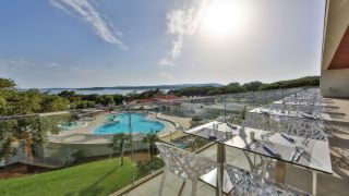 Trainingslager im Park Plaza Belvedere in Medulin (Kroatien)