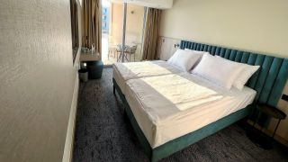 Trainingslager im Aminess Maestral Hotel in Novigrad (Kroatien)
