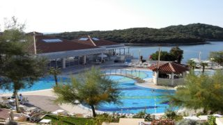 Trainingslager im Hotel Pineta in Vrsar (Kroatien)