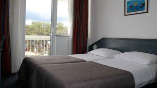 Trainingslager im Aminess Laguna Hotel in Novigrad (Kroatien)