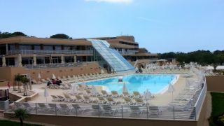 Trainingslager im Hotel Laguna Molindrio in Porec (Kroatien)
