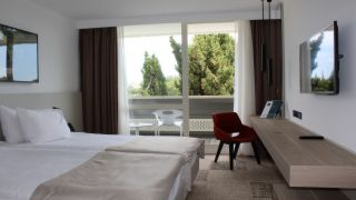 Trainingslager im Hotel Eden in Rovinj (Kroatien)