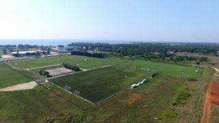 Trainingslager im Residence Sol Garden Istra in Umag (Kroatien)