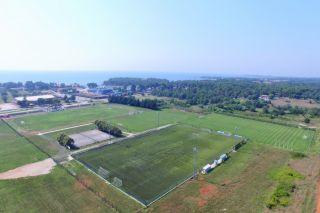 Trainingslager im Residence Sol Umag in Umag (Kroatien)