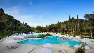 Trainingslager im Hotel Lone in Rovinj (Kroatien)